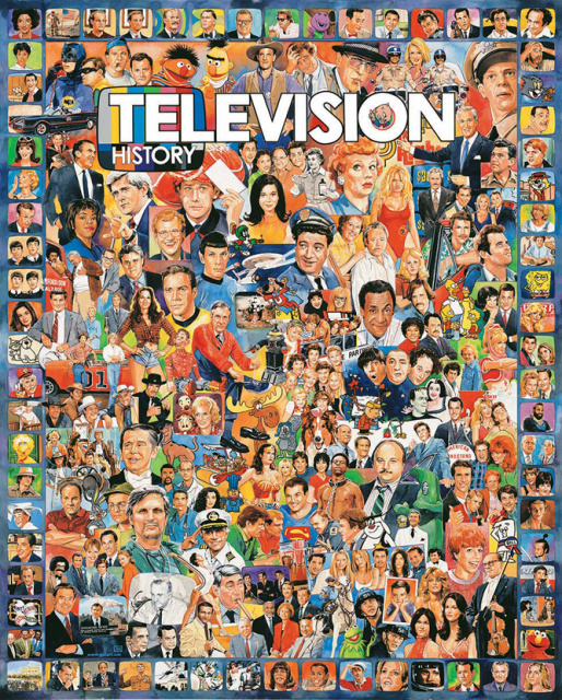 Television History Puzzle