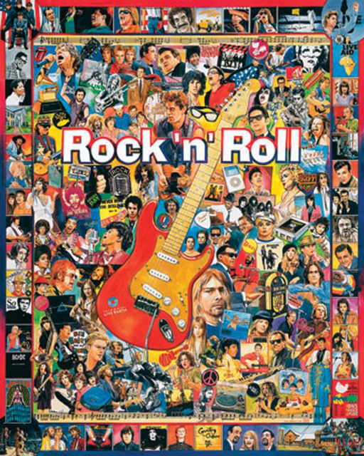 Rock & Roll Puzzle