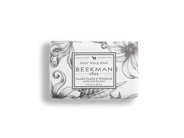 Ylang Ylang & Tuberose Goat Milk Soap Bar
