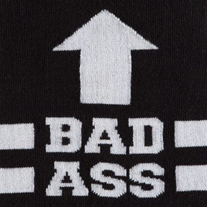 Bad Ass Men's Socks
