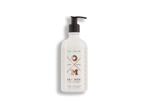 Oak Moss Goat Milk Lotion