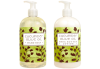 Greenwich Bay Cucumber Lotion and Hand Soap